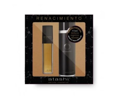 Atashi Cellular Cosmetics DD Cream Tono Intenso + Agua Micelar