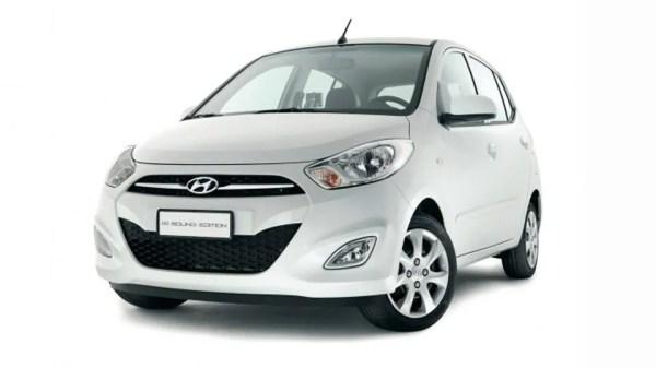 Hyundai i10 La Blue Drive a Gpl passa al quattro