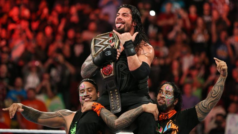 Reigns wins way more than he loses