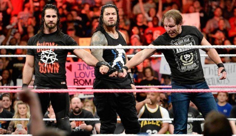 The Shield Reunion TLC 2017
