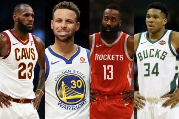 10 Best players in the NBA RIGHT NOW