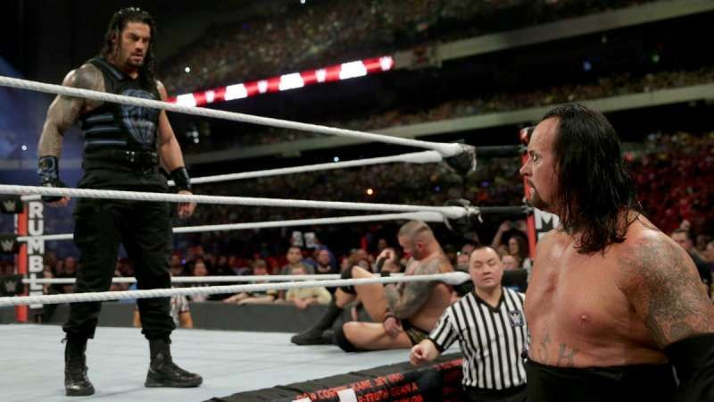 The Royal Rumble set the tone for 2017 back in January