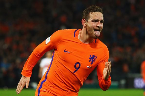 Netherlands v Belarus - FIFA 2018 World Cup Qualifier
