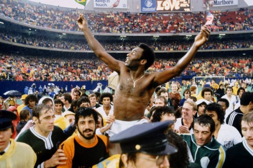 Pele is considered to be the best player ever to have played football