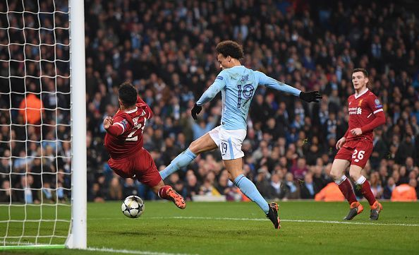 Manchester City v Liverpool - UEFA Champions League Quarter Final Second Leg