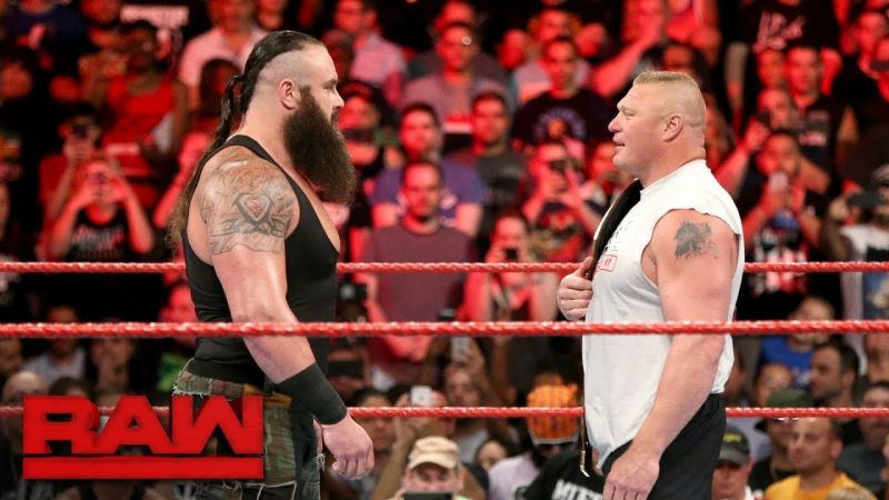 Should Lesnar 'Get These Hands'?