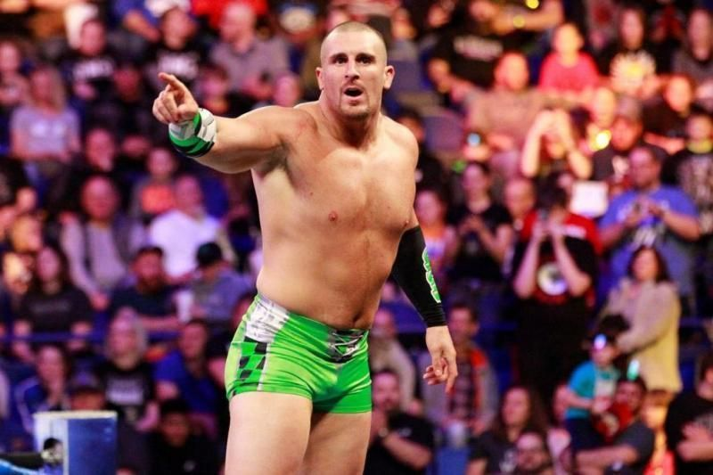 Mojo Rawley will look to help himself as he challenges Sami Zayn for potential feud