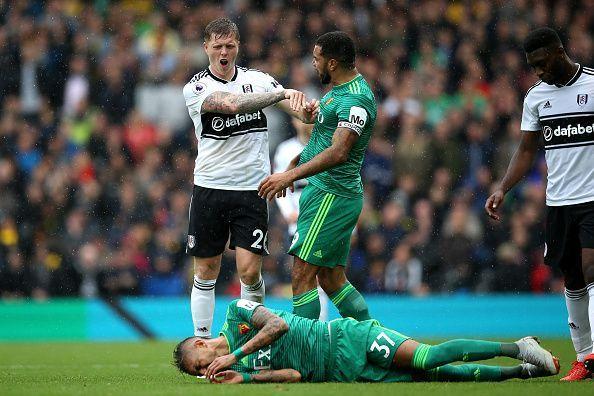 Fulham FC v Watford FC - Premier League