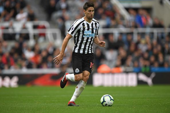 Newcastle United v Arsenal FC - Premier League