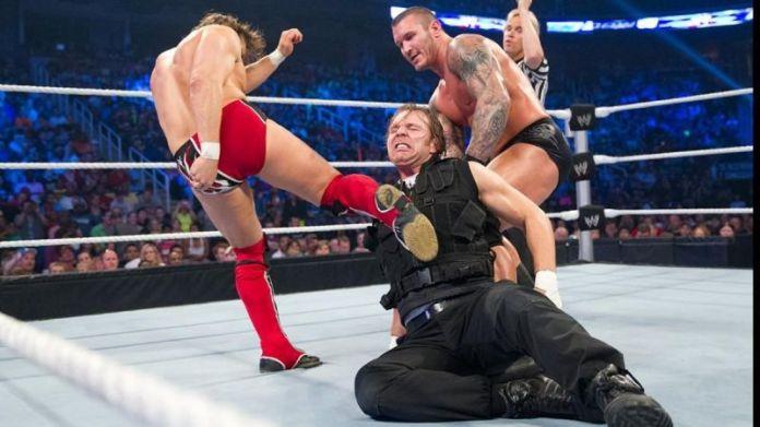 A Six Man Tag Team Match? You don't say...