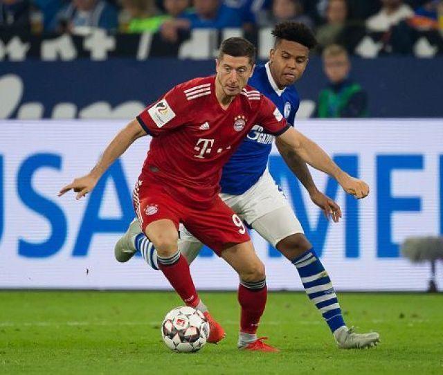 The Fourth Match Day Of The Bundesliga 2018 19 Season Saw Last Seasons Winner Bayern Munich Go Up Against Last Seasons Runners Up Schalke