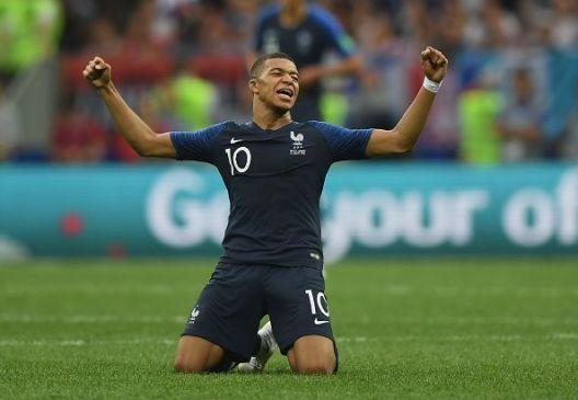 França - Croácia - Final da Copa do Mundo da FIFA de 2018 na Rússia
