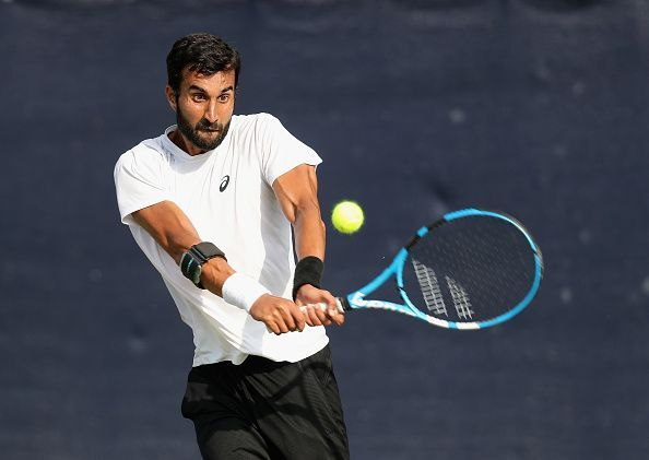 Rankings of Indian men's singles tennis players going into ...