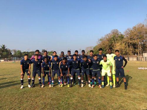 Chennaiyin FC's U-18 squad
