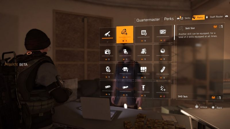 Image result for the division 2 skills
