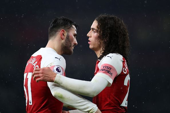 Kolasinac and Guendouzi could prove pivotal for Arsenal