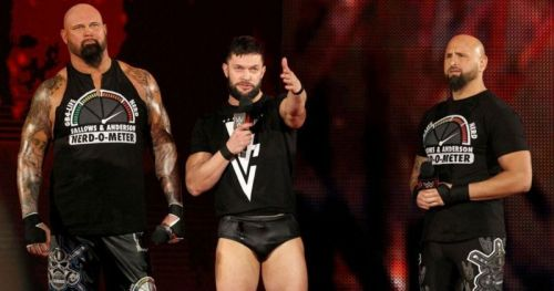 The Good Brothers joined forces with Finn Balor for a brief period in 2018