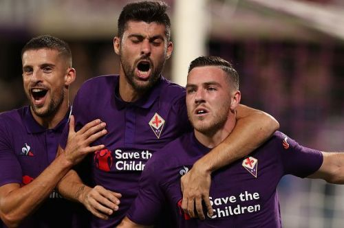 Jordan Veretout who joined  La Viola in 2017 is one of the primary targets for the Giallorossi as they try to bolster their squad prior to the arrival of their new manager.