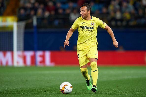 Villarreal v Valencia - UEFA Europa League Quarter Final : First Leg