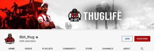 8bit Thug YouTube Channel