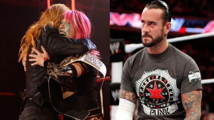 Lynch, Asuka and Punk