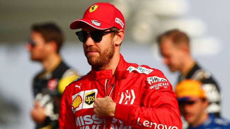 Photo of Mercedes' interest in Vettel is not lip service