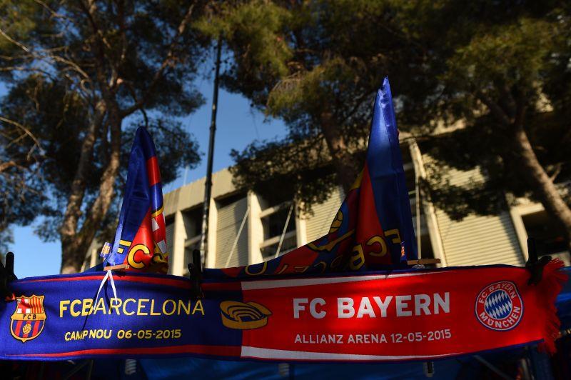 FC Barcelona had more success on the European scene in the 21st century than Bayern Munich.