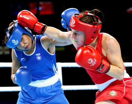 Asian Games boxing  How India was robbed of a medal due to blatant bias
