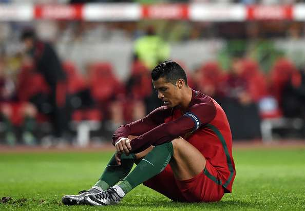 Cristiano Ronaldo misses penalty as Portugal suffer shock ...