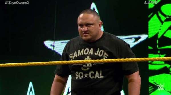 WWE Rumors: Samoa Joe to win the Royal Rumble?