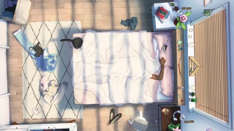 #SelfCare: Das Spiel, bei dem es darum geht, den Tag damit zu verbringen, nichts im Bett zu tun, was uns alle repräsentiert