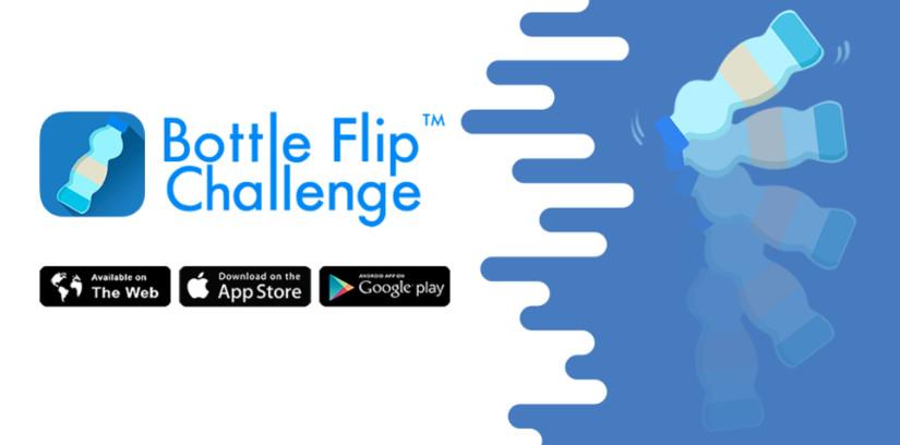 Resultado de imagen de Bottle Flip Challenge pupgam