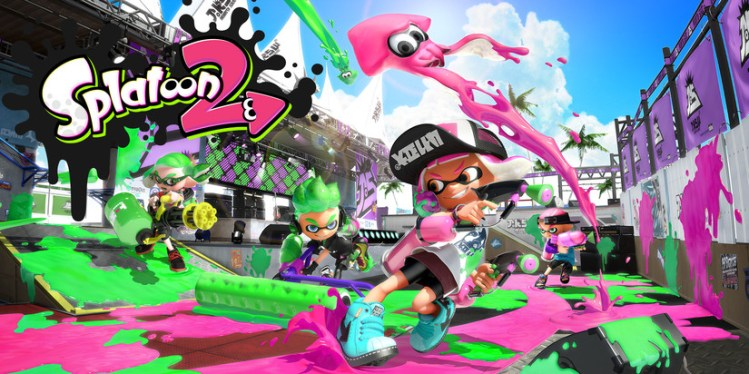 Ink ready… GO!  Nintendo announces first details of the Splatoon European Championship