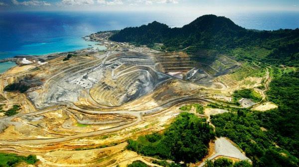 Lihir Gold Mine