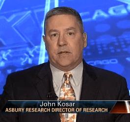 john kosar asbury research