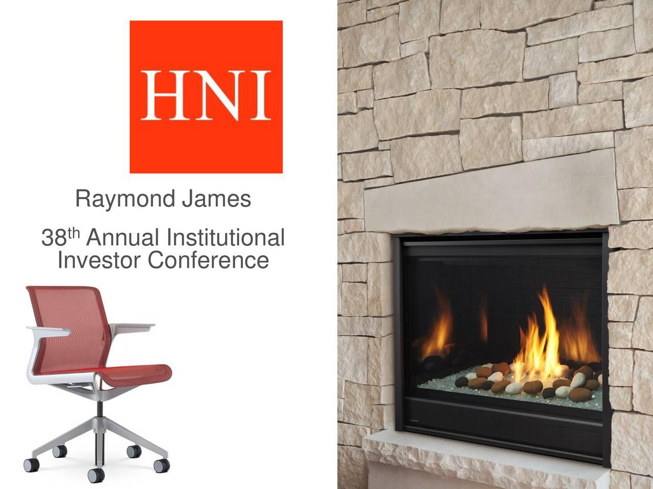HNI Corporation (HNI) Presents At The Raymond James 38th ...