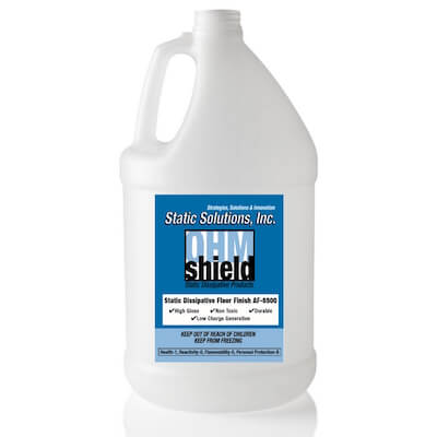 1 Gallon (4 Gallon per case) ESD Static Dissipative Floor Finish