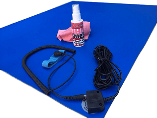 ESD Mat Kit Soldering grounding