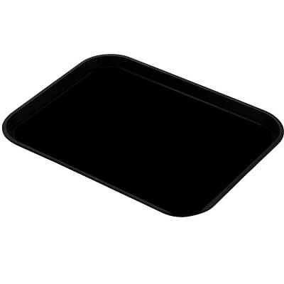 """This ESD tray liner black color anti static material is perfect for your tray liners that are 16"""" x 24""""."""