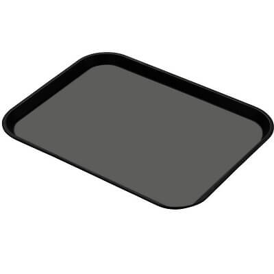 "Grey ESD Tray Liner anti static offered in 16"" x 24"" standard size. Custom tray liners are available please ask for a quote."