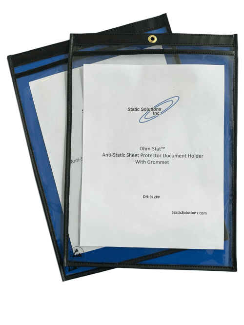 Anti Static Document Holder