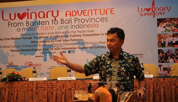 Idn Global Aims At Promoting Indonesian Cuisine To The World En Tempo Co Tempo Co