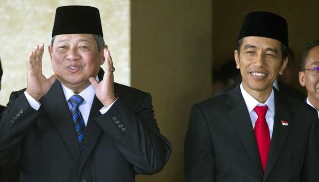 SBY: I Don`t Get False Hopes from Jokowi - News en.tempo.co - Tempo.co