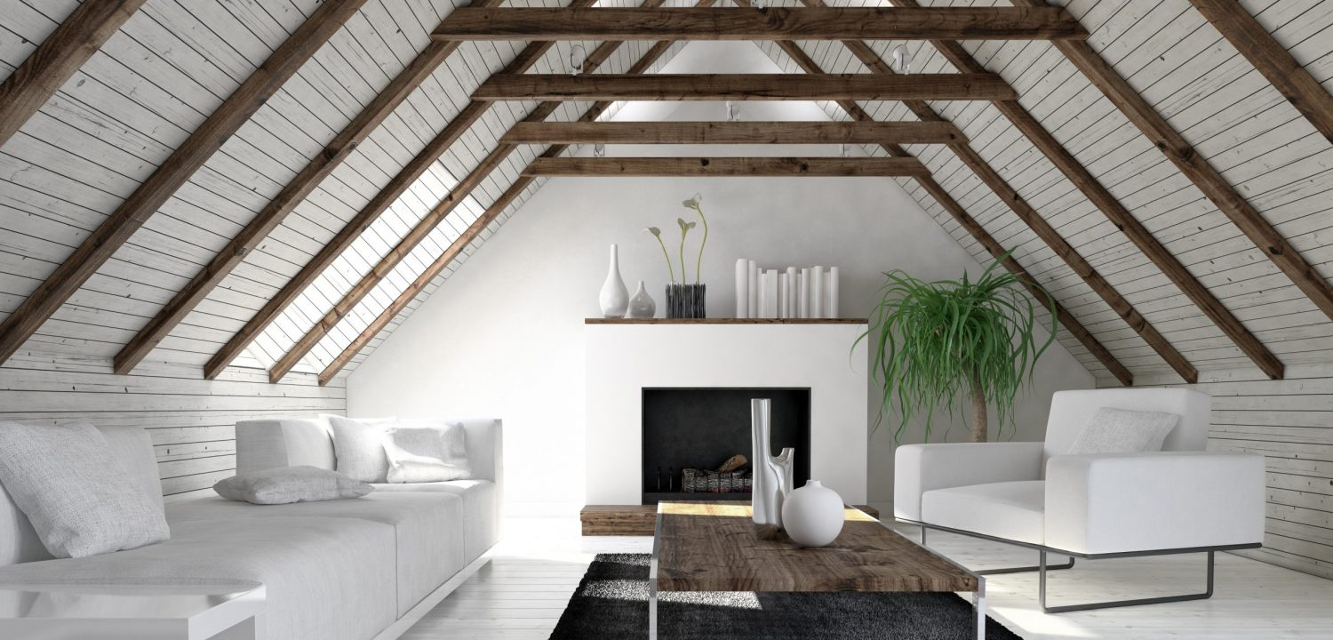 Loft conversion, make use of the space