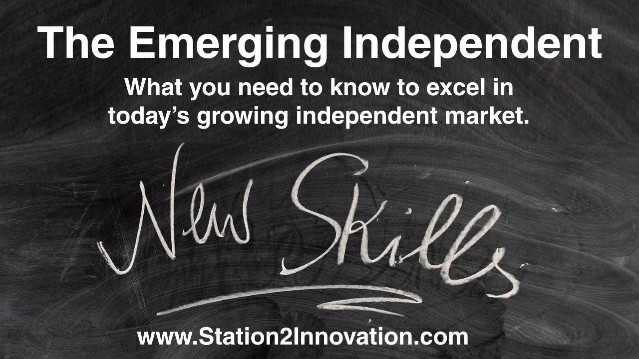 Emergent Independent Talk
