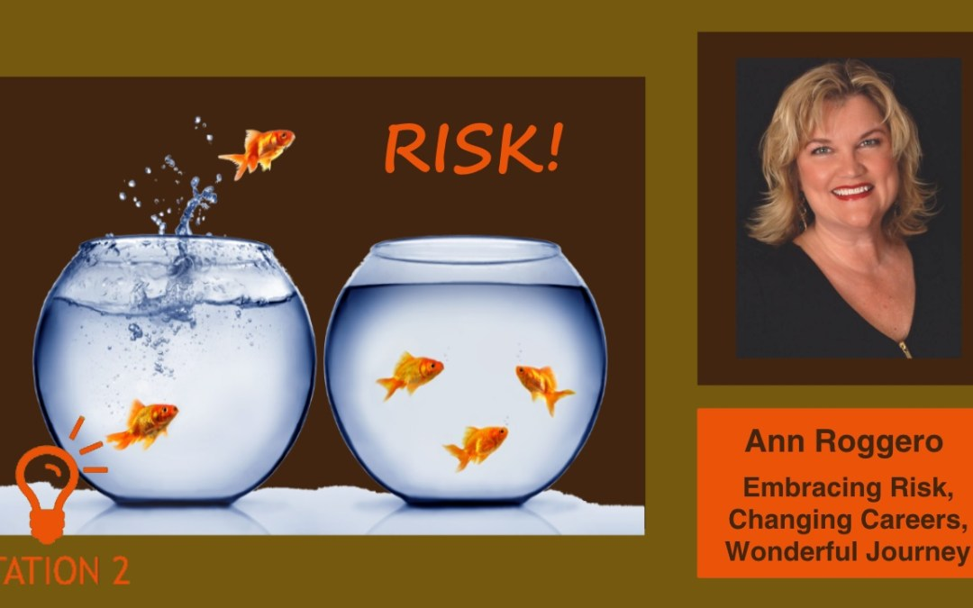 Network & Learn – The Power of Embracing Risk: One Woman's Journey