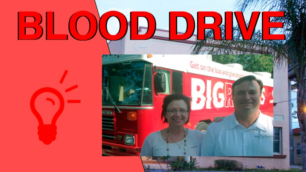 Blood Drive at Station 2 Innovation