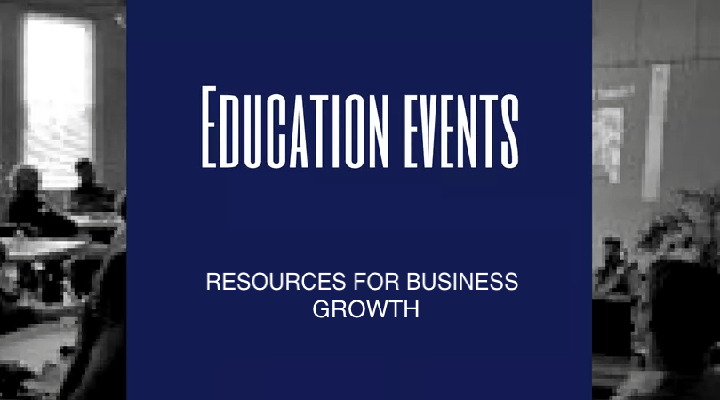 Education Events at Station 2 Innovation in Bradenton are Resources for Business Growth