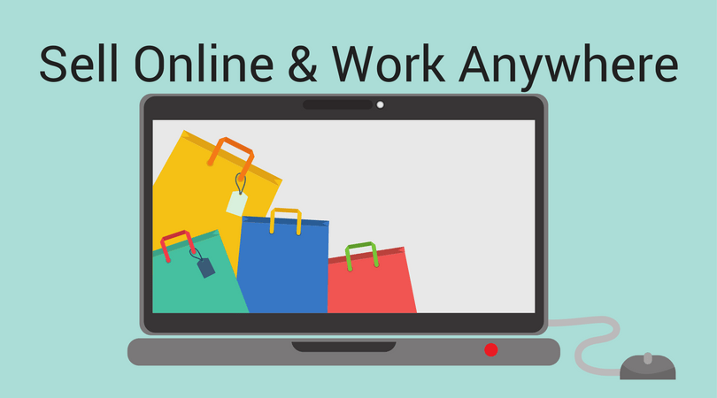 Kevin Weiss, Sell Online & Work Anywhere