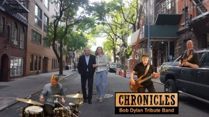'Chronicles - Bob Dylan Tribute Band @ Stationen Norsesund